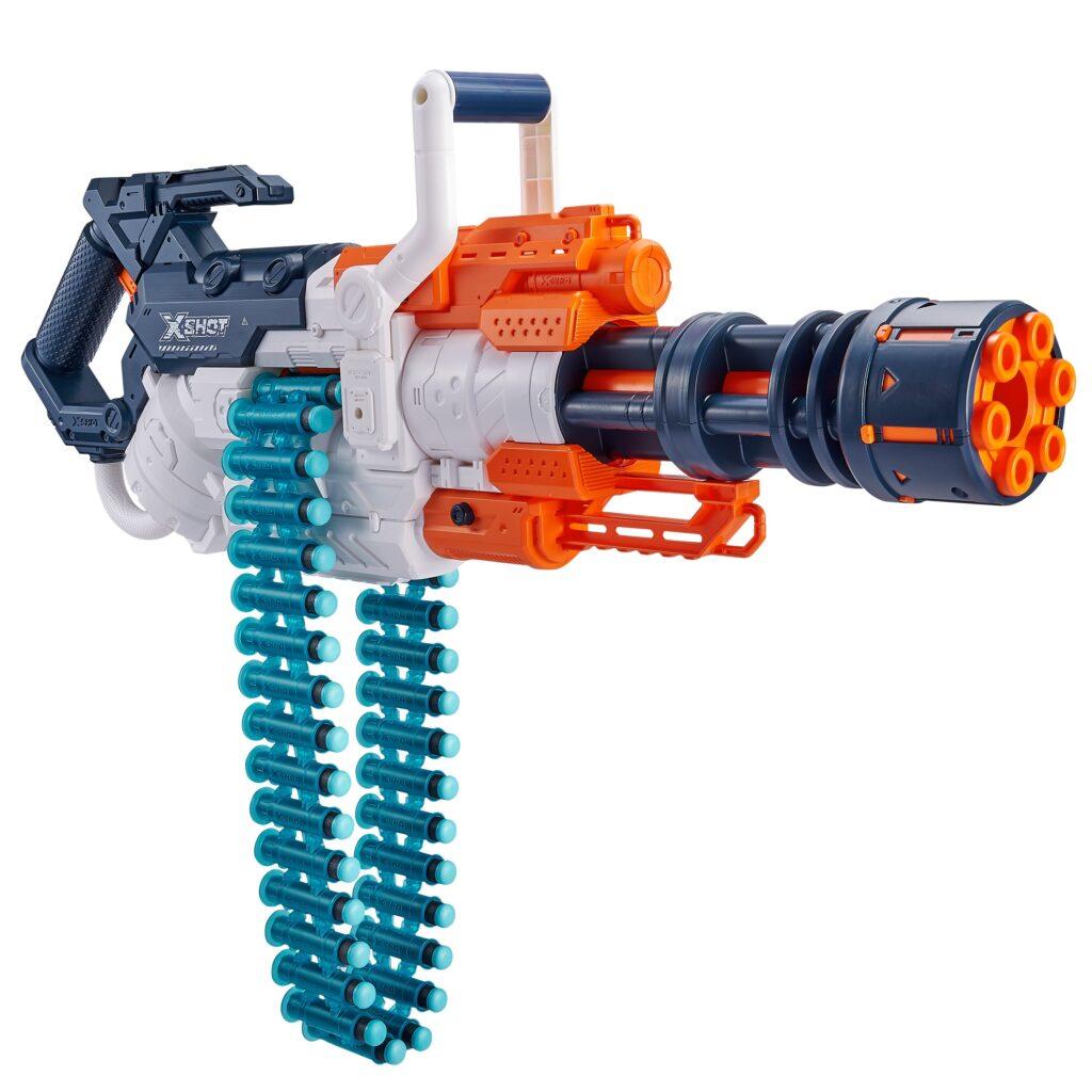 Nerf X-Shot Crusher med magasinbälte, 48 pilar