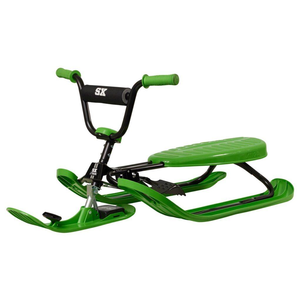 Stiga Snowracer Curve SX Pro, Grön