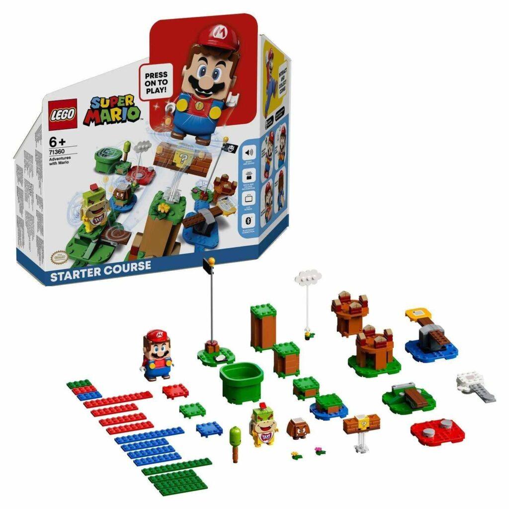 LEGO Super Mario Äventyr Startbana