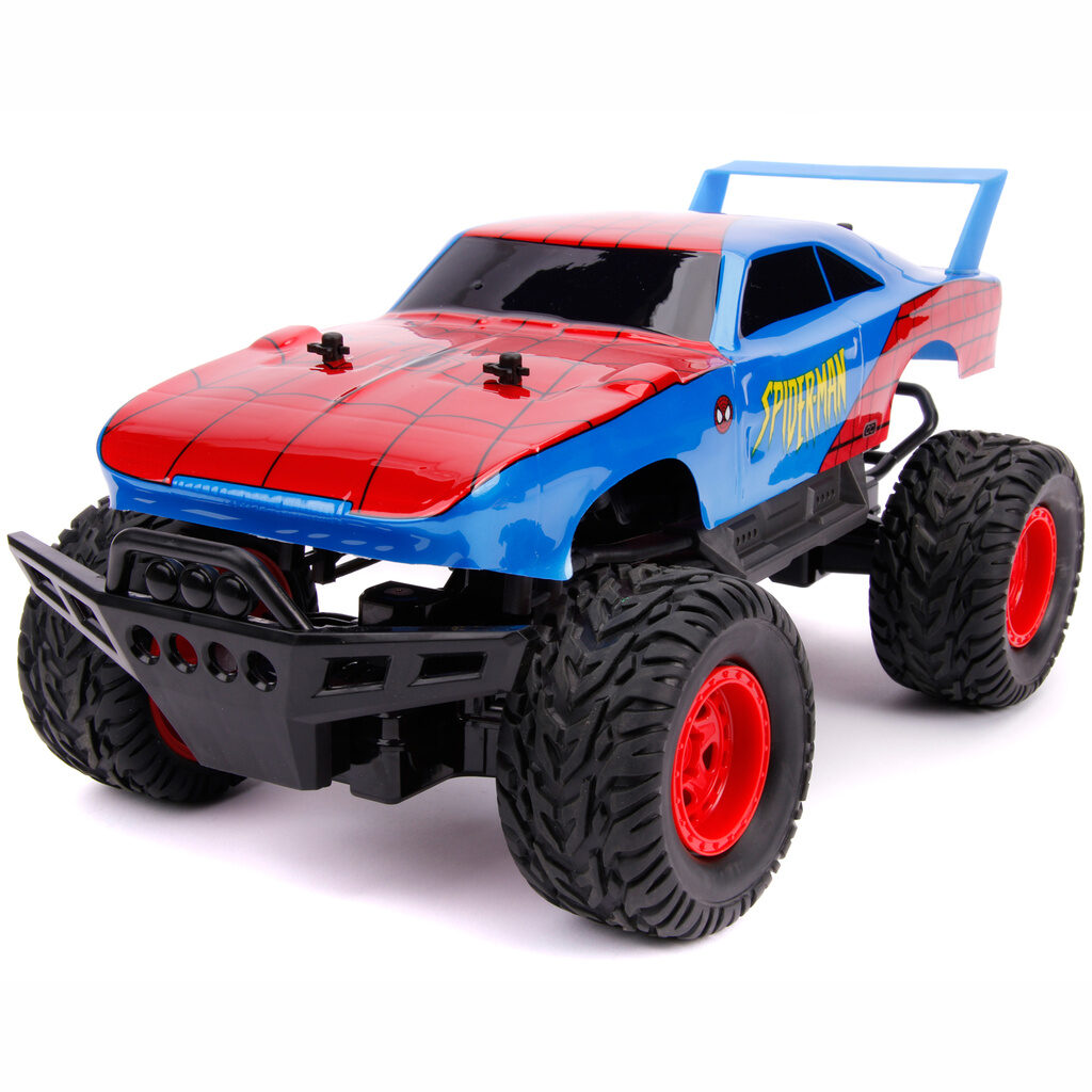 Radiostyrd Marvel RC Spiderman Daytona 4WD